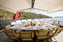 Papa Joe (5 Cabins Private Yacht Bodrum)